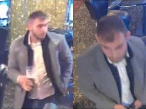 Police launch urgent search for suspect in town centre sex attack on woman