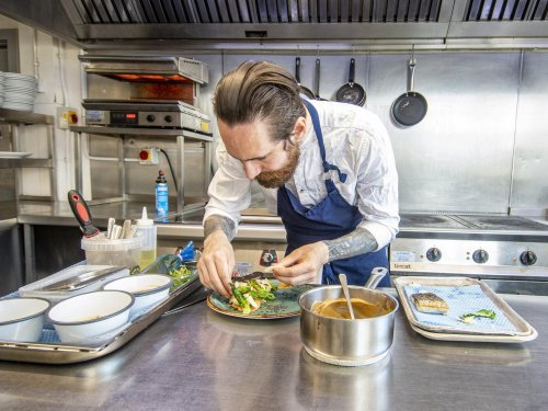 Leeds pro chef says industry 'crying out for talent' as he takes over the kitchen at The Tetley