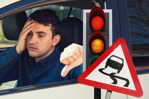 DVSA reveals the 10 most common reasons learners fail the driving test