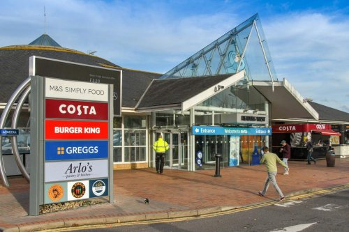 Are these the country's worst service stations? Motorway stop-offs ranked from best to worst
