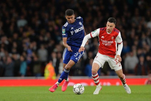 Cody Drameh outlines his next Leeds United aim after producing impressive figures on Whites debut at Arsenal