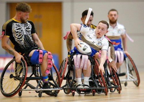Leeds Rhinos' Wheelchair RL honing in on memorable 2021 treble