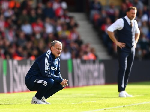 Bielsa on reasons for unusual Leeds display at Southampton, Raphinha decision and not making changes at half-time