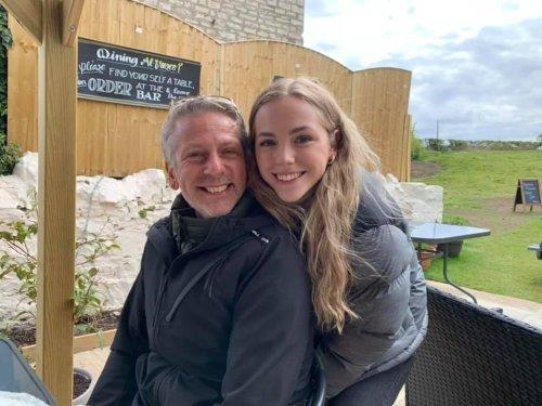 Leeds woman to take on charity walk through dad's favourite spots on Yorkshire coast after tragic Leukaemia death