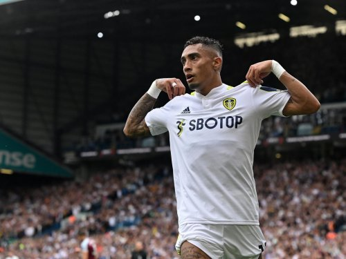 Whites star Raphinha issues message and sets target after difficulty led to substitution against West Ham