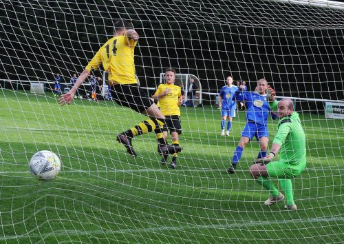West Yorkshire League: Knaresborough Town take chance to go top of the table
