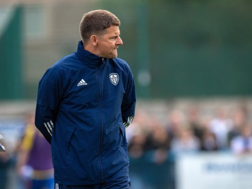 Liverpool under-23s v Leeds United under-23s LIVE - first-half updates as Pascal Struijk starts for Whites