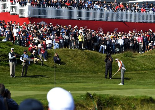 Ryder Cup: Draws and tee times for final decisive day at Whistling Straits and day two review