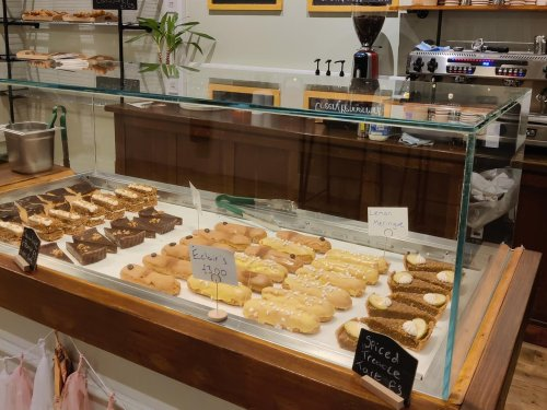 New French bakery offering dreamy eclairs and chocolate tarts opens in Pudsey