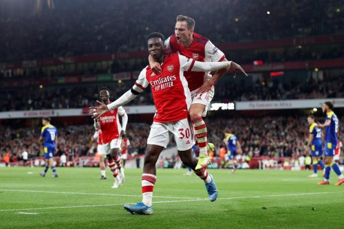 Eddie Nketiah ready to answer as Leeds United visit big favourites Arsenal in Carabao Cup
