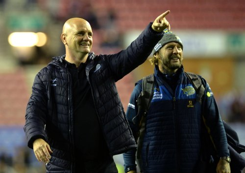 """Super League: Why Leeds Rhinos coach is looking forward to 2022 after """"torrid"""" year"""