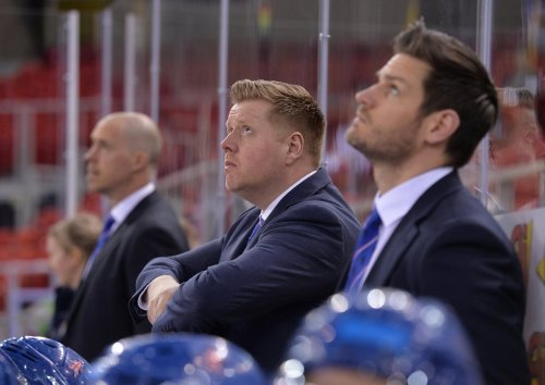Leeds Knights tale one that GB ice hockey head coach Pete Russell will follow closely