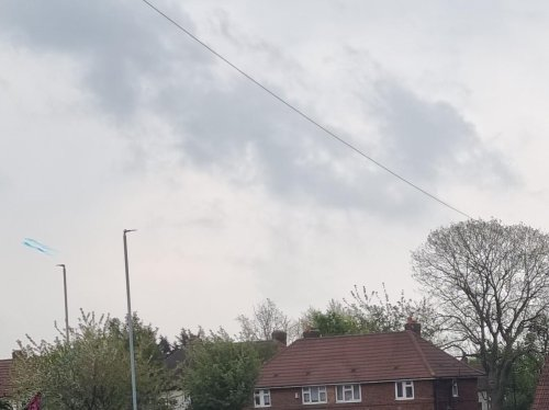 Watch as Leeds man captures swirling 'tornado' clouds over Gipton as city hit with torrential rain