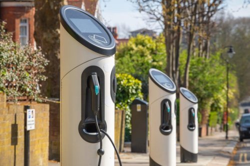 All new homes and offices in England will have electric car chargers