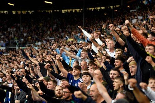 Leeds United have the most hometown supporters in the Premier League according to survey