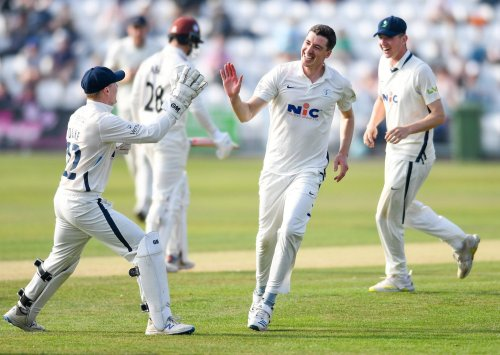 Nottinghamshire v Yorkshire CCC: Adam Lyth escapes axe to lead White Rose fightback