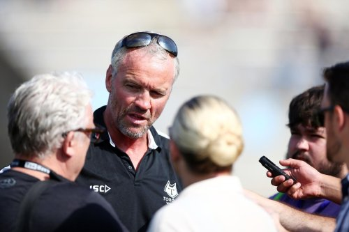 """New Featherstone Rovers coach Brian McDermott talks about his """"regret"""""""