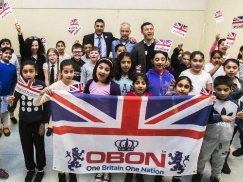 10 things you said about... schools to sing 'One Britain One Nation' song