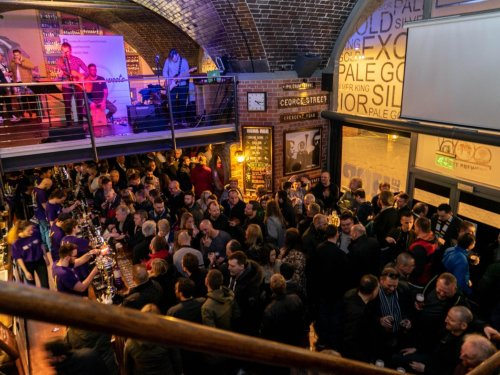 Live music, DJ sets and award-winning beer at free Granary Wharf festival this weekend