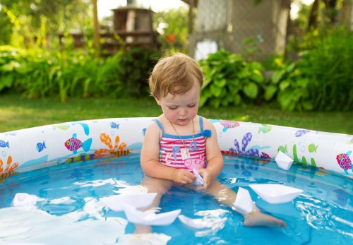 Which paddling pool is best for kiddies? We round up our favourites in the UK for summer