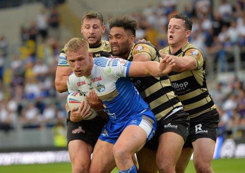 Pressure off works as Leeds Rhinos' Mikolaj Oledzki relishing England Test bow