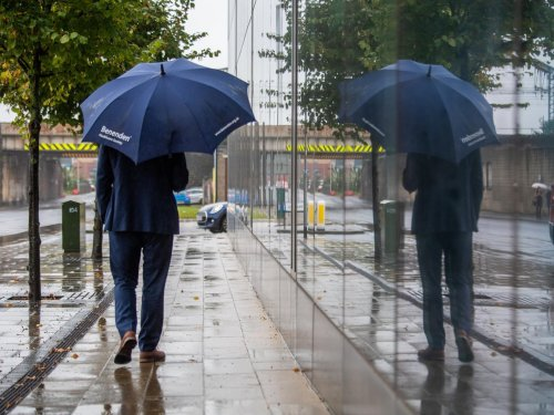 This is what the Met Office is predicting for the weather forecast in October