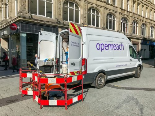 BT set to create 7,000 new jobs in broadband rollout to 25m homes
