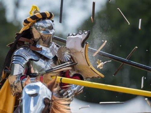 Tudor prowess heralded at Leeds Royal Armouries