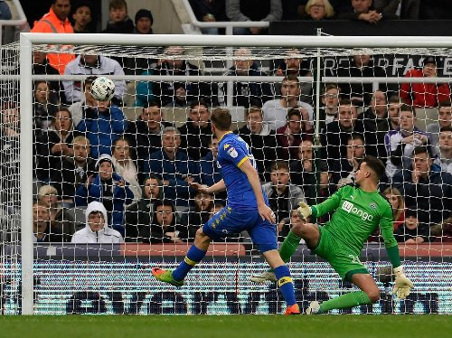 On this day: Chris Wood bags last-gasp equaliser against Newcastle United