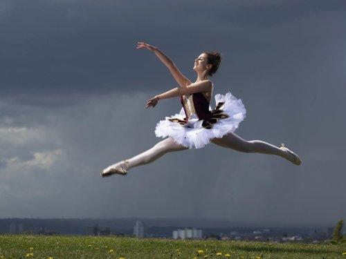 Seacroft ballerina, 13, beats odds to win place at prestigious dance school