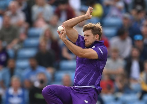 The Hundred: Yorkshire's David Willey steps up to captain Northern Superchargers against Manchester Originals