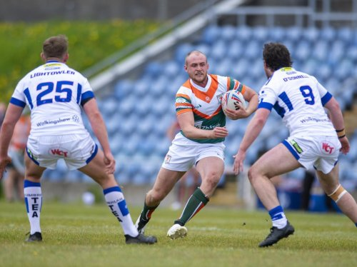 Championship loan players will strengthen Hunslet's squad says Thornton