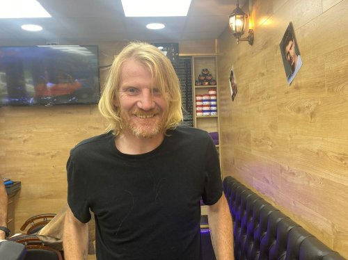Homeless man who pleaded for job in Leeds given chance to transform life by car wash owner