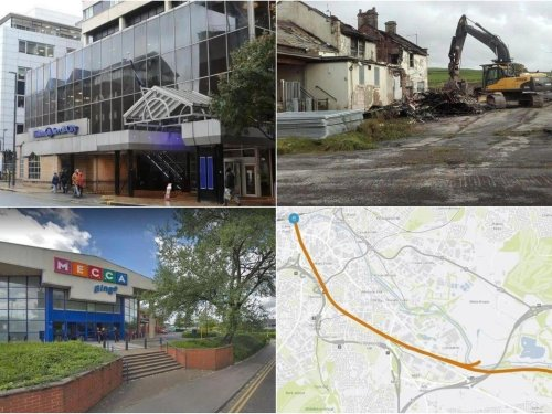 These are the parts of Leeds which will be bulldozed by the HS2 railway line