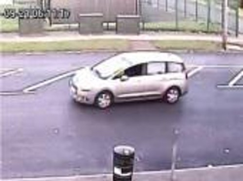 Police release CCTV of vehicles they are investigating following a firearms incident in Bradford earlier this week