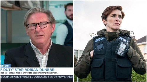 'Very big clue': Adrian Dunbar reveals fans know what happened to Kate Fleming in tense Line of Duty episode