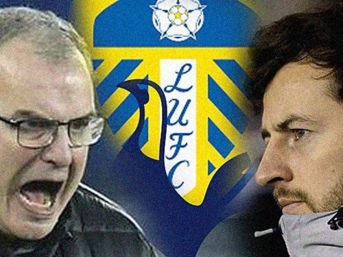 Leeds United v Tottenham Hotspur - Marcelo Bielsa press conference on injuries, Gjanni Alioski future and Patrick Bamford potential