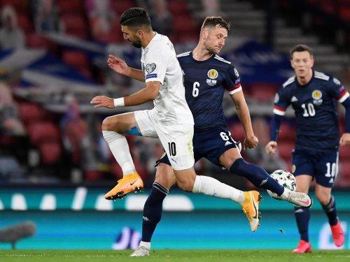 Leeds United captain Liam Cooper starts Euros opener as Scotland lose Kieran Tierney to injury