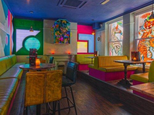 Cuckoo Leeds review: Call Lane's craziest bar