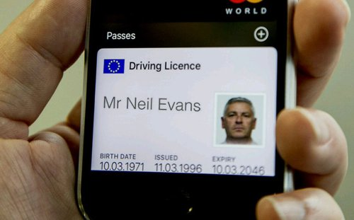 Digital driving licences to be introduced by 2024