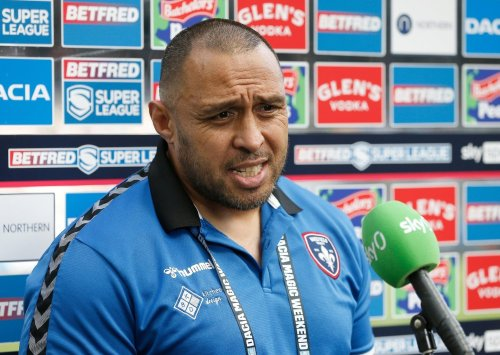 Willie Poching wants Wakefield Trinity job full-time after a strong audition