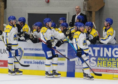 Swindon Wildcats boss Aaron Nell explains why Leeds Knights are 'most explosive' team in NIHL National