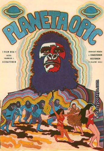 La locura artística de los carteles de cine checoslovacos