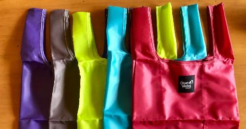 これでエコバッグ忘れも防げる!『オトナミューズ』3月号増刊の付録は5色のエコバッグだよ