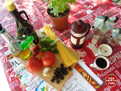 Healthy Italian Diet Can Improve Your Life: The Magic of Olive Oil and Coffee