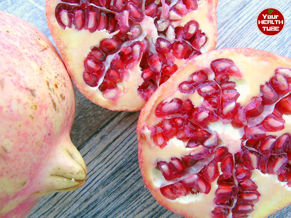 """ASTONISHING REASONS WHY POMEGRANATE IS CALLED THE """"FRUIT OF PARADISE"""" - cover"""