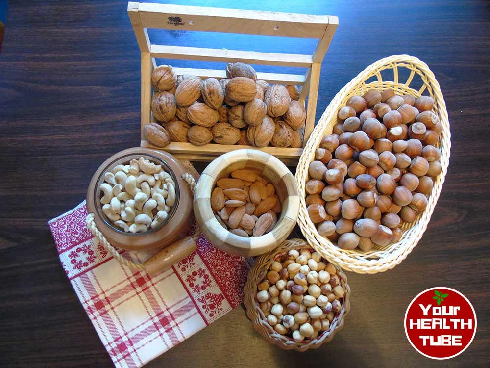 Go Totally Nuts for Nuts!