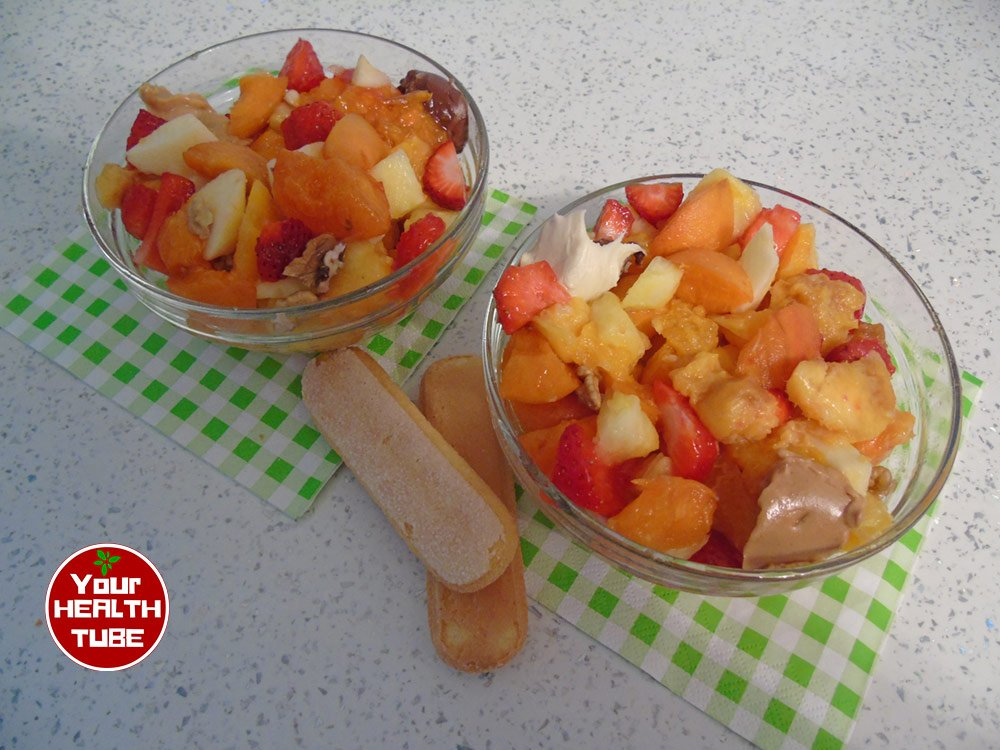 Healthy Fruit Salad for Weight Loss