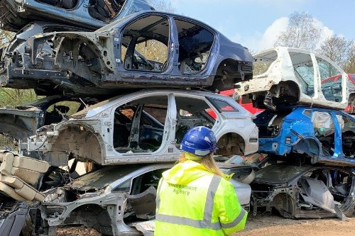 Croydon scrap yards targeted in search for stolen catalytic converters