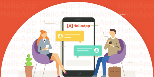 [App Fridays] WhatsApp alumni Neeraj Arora and Michael Donohue are building the antithesis of social networks with HalloApp